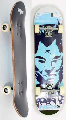 Skateboard NCX5 - Performance